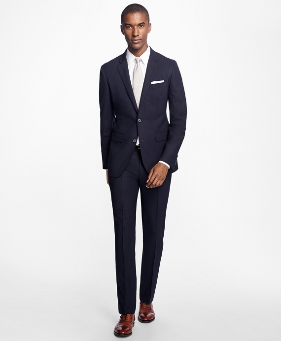 Milano Fit BrooksCool® Suit Navy