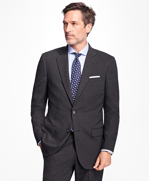 Madison Fit BrooksCool® Suit Charcoal