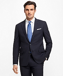 Regent Fit BrooksCool® Narrow Stripe Suit