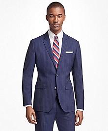 Milano Fit BrooksCool® Wide Stripe Suit