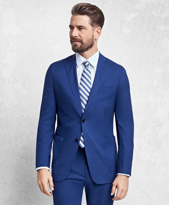 Golden Fleece® BrooksCloud™ Solid Suit Blue
