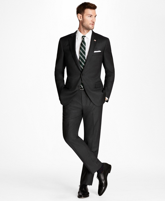 Regent Fit Tic 1818 Suit Grey