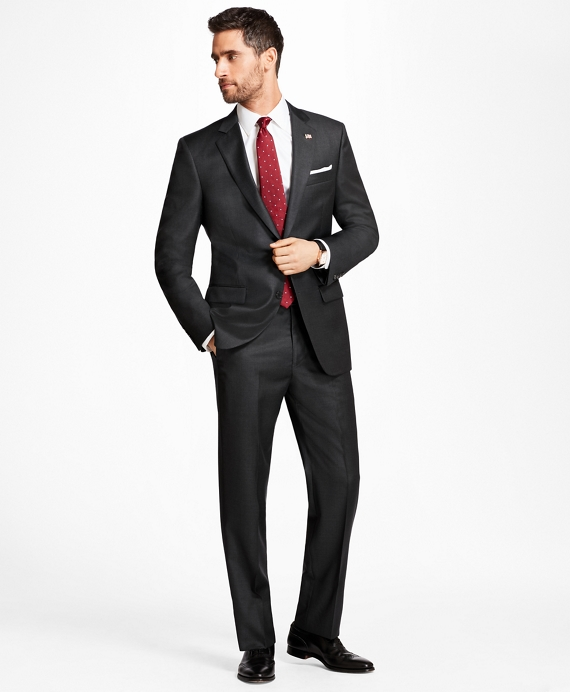 Madison Fit Tic 1818 Suit Grey