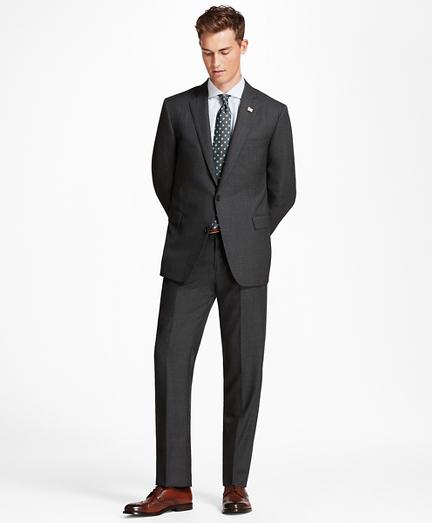 Golden Fleece® Regent Fit Micro-Plaid Suit