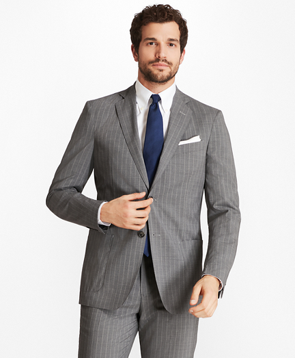 Regent Fit BrooksCloud™ Track Stripe Suit