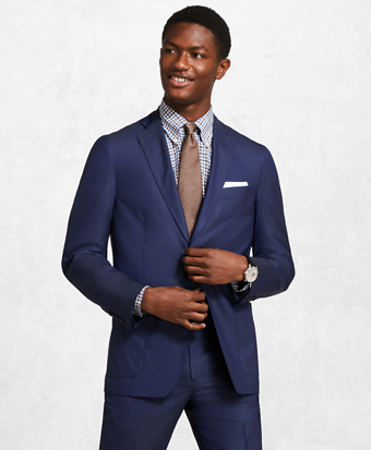 Golden Fleece® BrooksCloud™ Royal Blue Suit