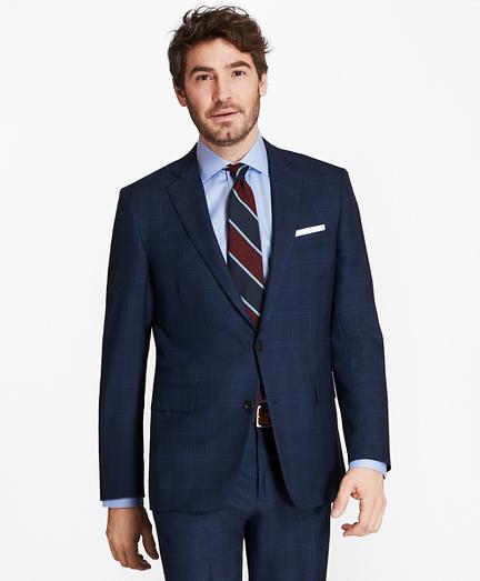 Golden Fleece® Regent Fit Plaid Suit