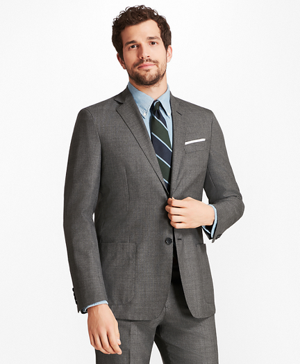 Regent Fit BrooksCloud™ Textured 1818 Suit