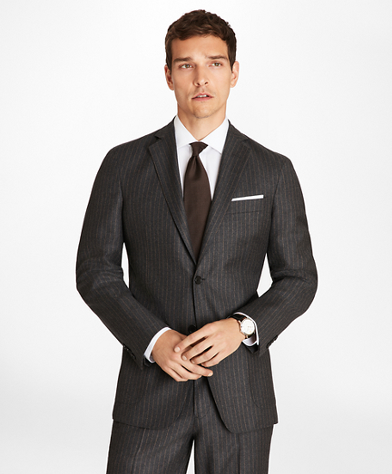 Regent Fit BrooksCloud™ Stripe 1818 Suit
