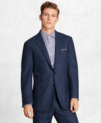 Golden Fleece® BrooksCloud™ Wool Twill Suit