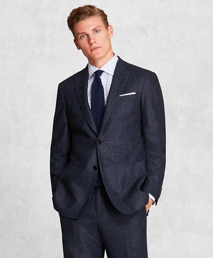 Golden Fleece® Plaid Wool Flannel Suit