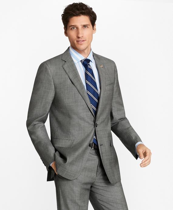 Regent Fit Grey Two-Button 1818 Suit Grey