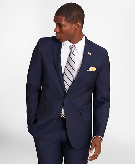 Regent Fit Plain Weave 1818 Suit