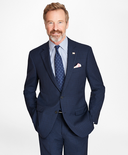 Mens Suits 3 Piece Suits And Suit Pants Brooks Brothers