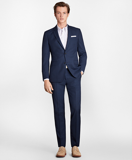 Milano Fit  Textured Weave 1818 Suit