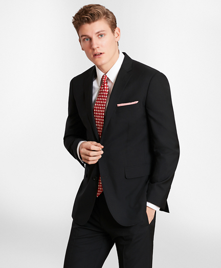 BrooksGate™ Milano-Fit Wool Suit Jacket