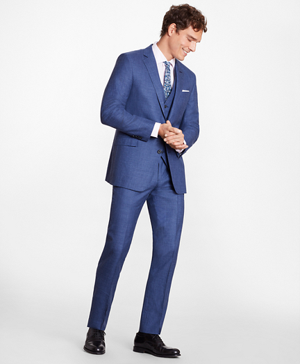 Regent Fit Wool Blend 1818 Suit