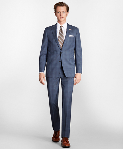 Regent Fit Check 1818 Suit