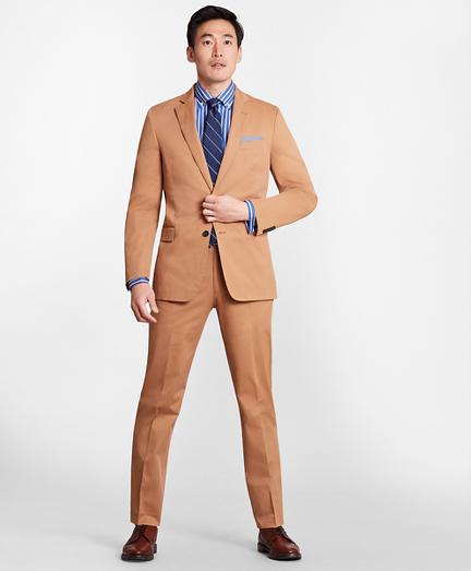 Regent Fit Stretch Cotton Suit