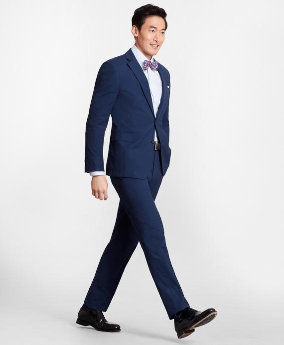 Regent Fit Seersucker Suit Brooks Brothers
