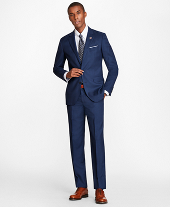 Milano Fit Double-Faced 1818 Suit