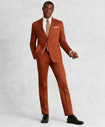 Golden Fleece® Cotton Satin Suit