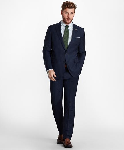 Regent Fit Pinstripe 1818 Suit