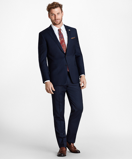 Regent Fit Pinstripe 1818 Suit