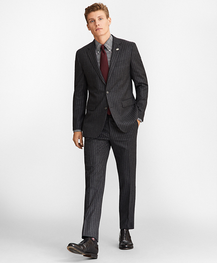 Milano Fit Pinstripe 1818 Suit