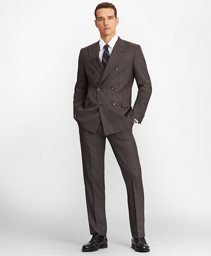 Regent Fit Double-Breasted 1818 Suit