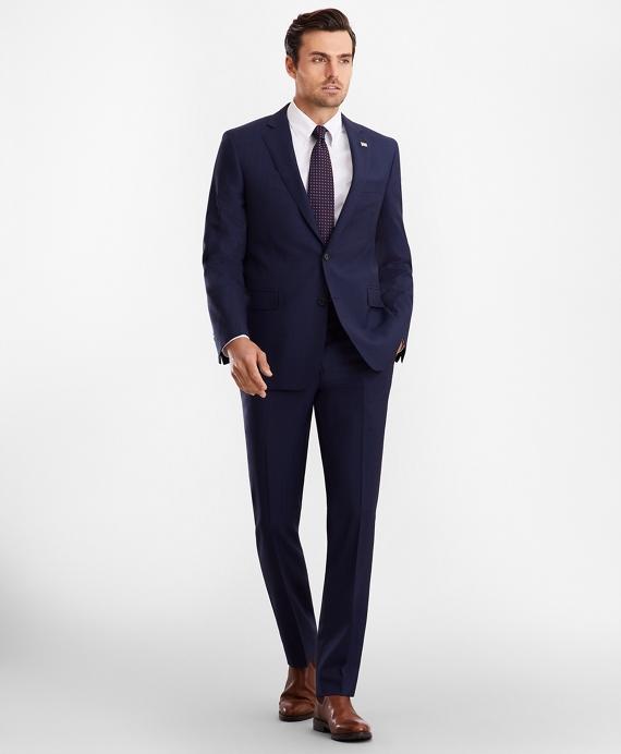 Regent Fit Stripe 1818 Suit Navy