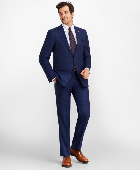 Regent Fit Two-Button 1818 Suit Navy