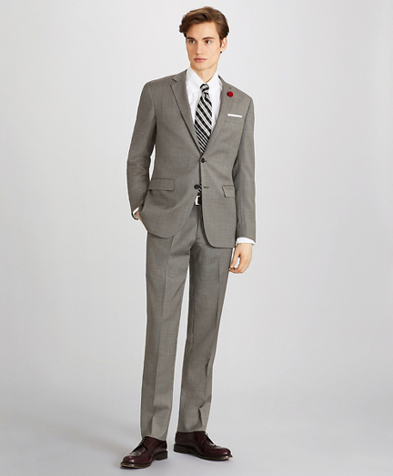 Milano Fit Two-Button Grey 1818 Suit