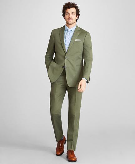 Regent Fit Cotton Stretch Suit