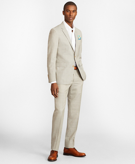Milano Fit Stripe 1818 Suit