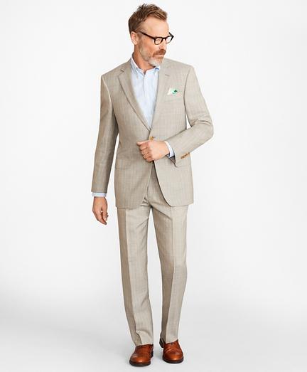 Madison Fit Stripe 1818 Suit
