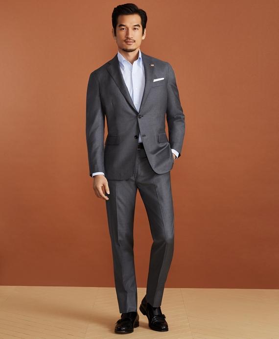 Golden Fleece® Merino Wool Suit Grey
