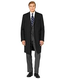 Mason Wool Overcoat