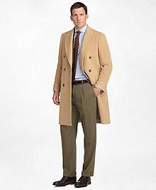 Golden Fleece® Double-Breasted Polo Coat