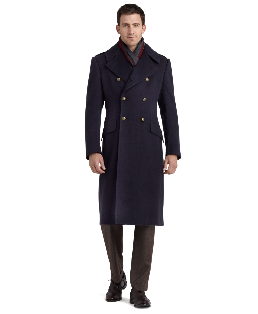 look out for most popular look out for Golden Fleece® Officer's Coat