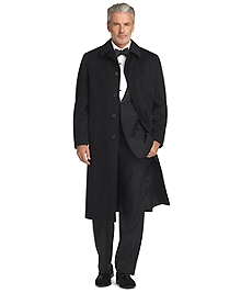 BrooksStorm® Cashmere Split Raglan Overcoat