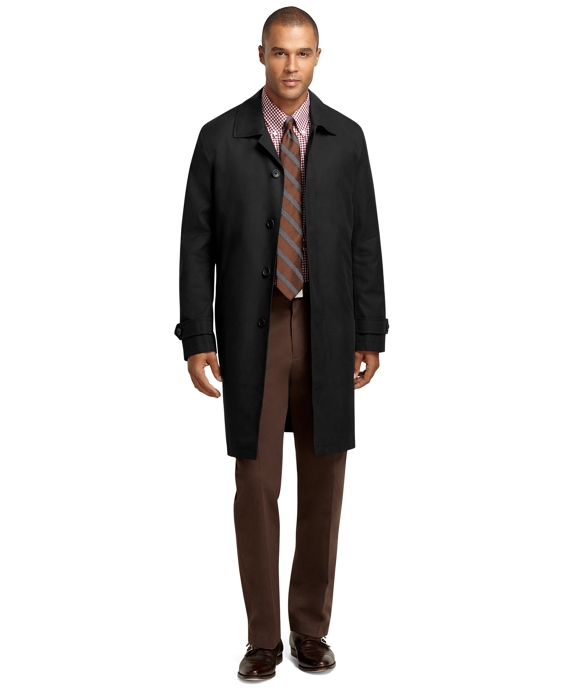 Newbury Trench Coat Black