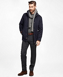 BrooksStorm® Quilted Wool Jacket
