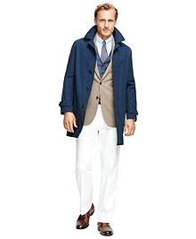 Lightweight Short Raincoat