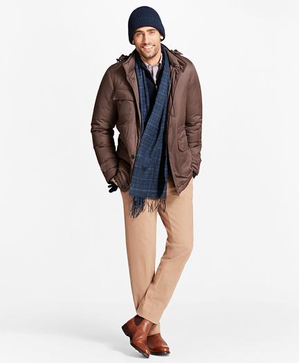 Down-Filled Jacket