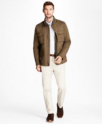 Water-Repellent Cotton Jacket