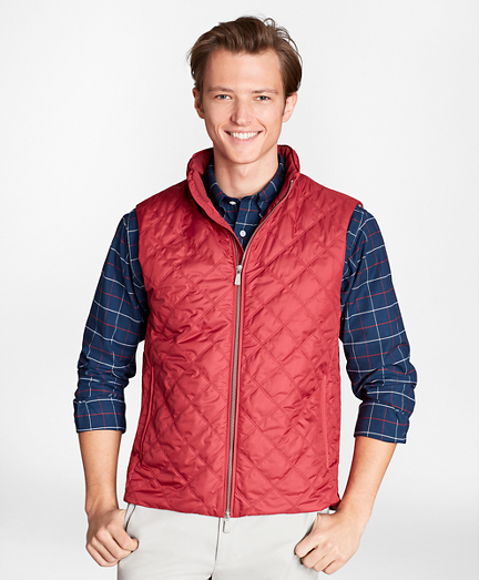 da370deccb5 Diamond Quilted Vest. remembertooltipbutton