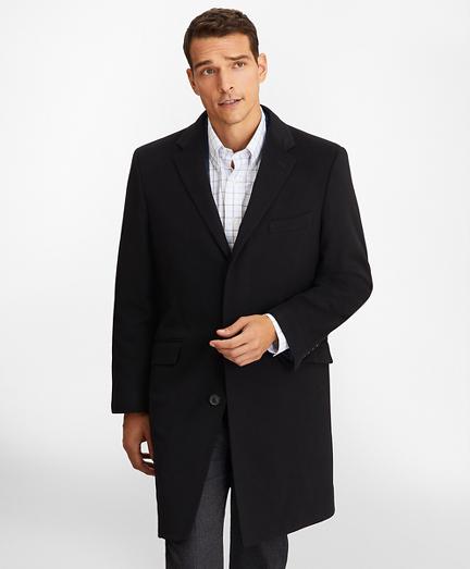 BrooksStorm® Westbury Cashmere Overcoat