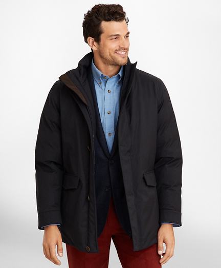 Down Field Jacket