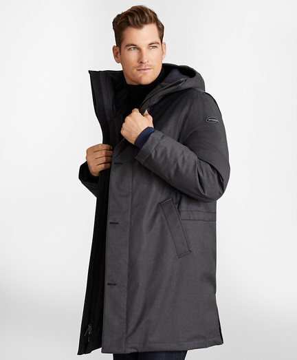 Polar Series™ Waterproof Wool Parka